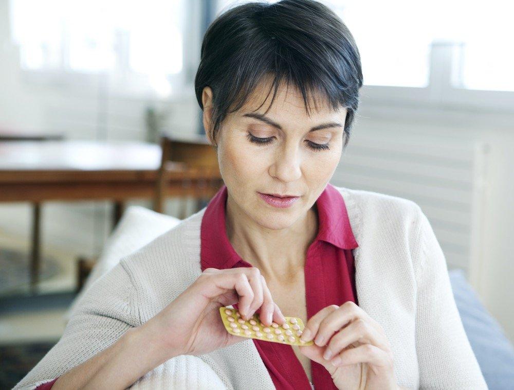 hormonersatztherapie-medikamente-frau