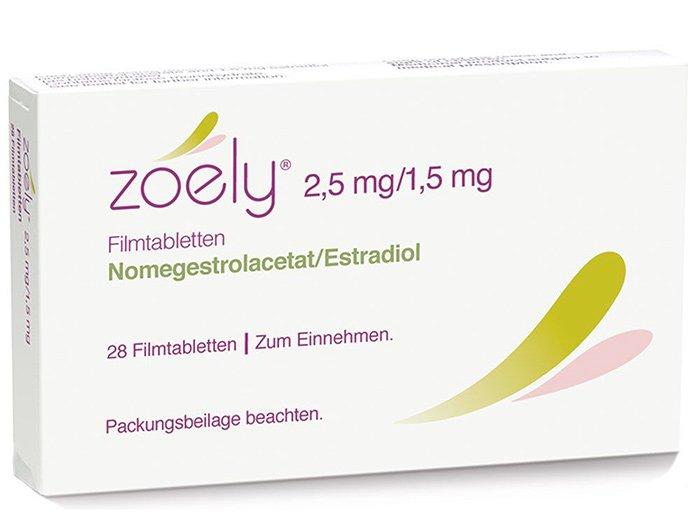 Zoely Pille mit Östrogen Vorteile Nachteile